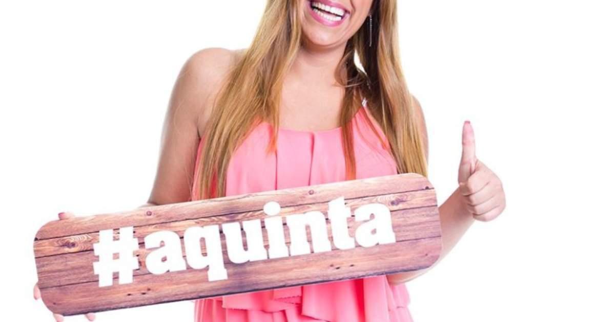 Photo of Ex-concorrente do reality show d'A QUINTA está GRÁVIDA!