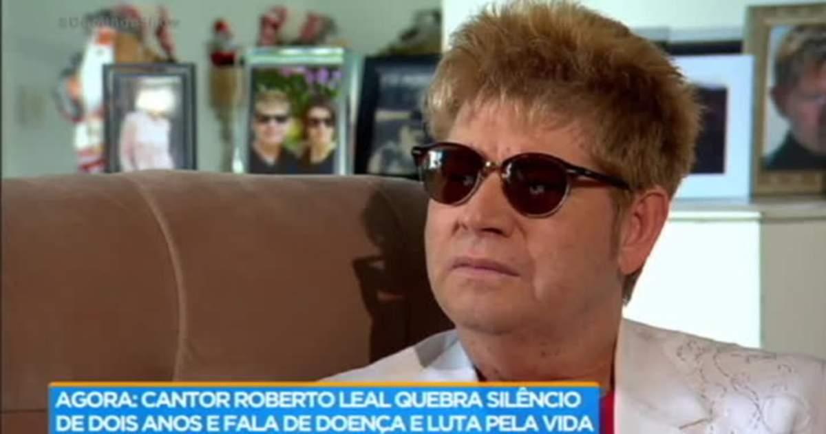 Photo of Roberto Leal: Vê a última entrevista, na sua casa, há apenas 2 semanas