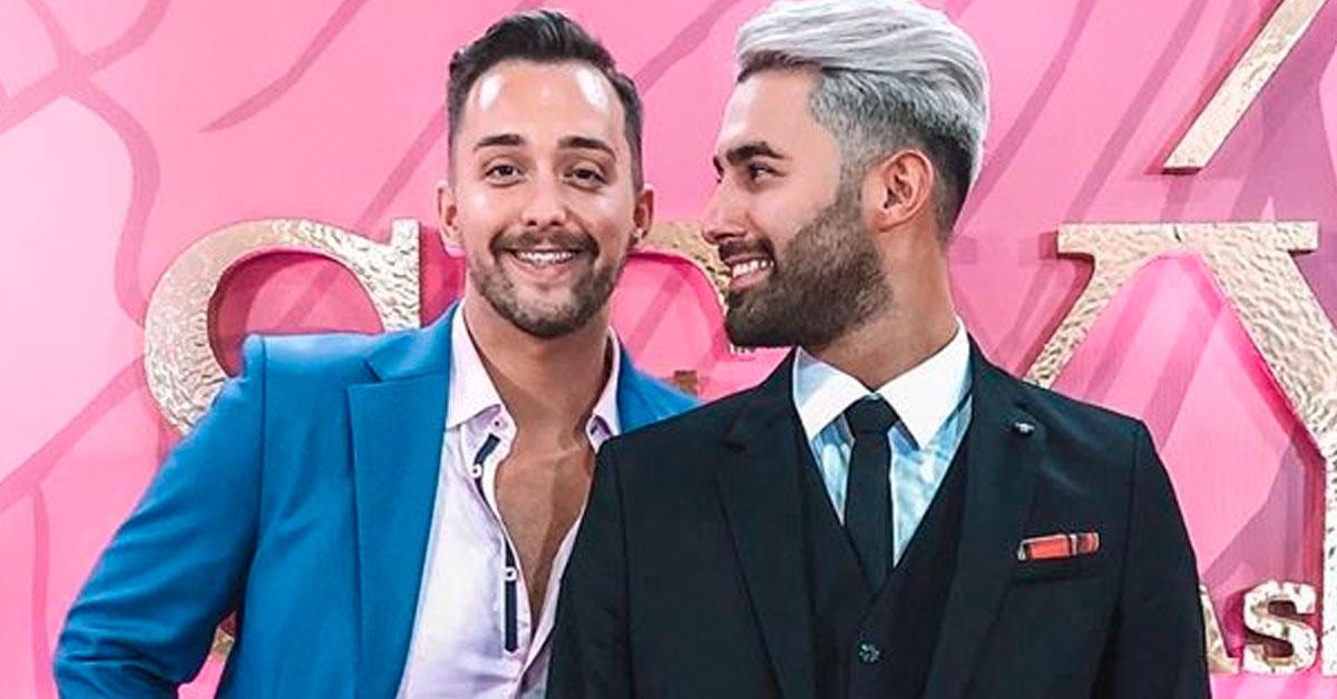 Photo of Tiago Rufino e Luan Tiófilo celebram data muito especial