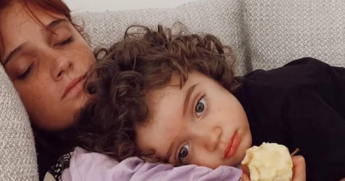 Photo of Filho de Carolina Deslandes é autista. Ela fica em lágrimas…