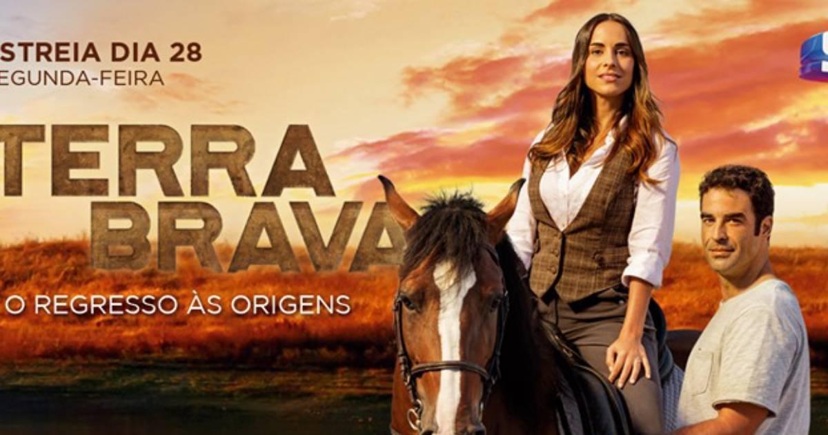 Photo of Terra Brava. Estreia da nova novela da SIC ARRASA tudo e todos!!