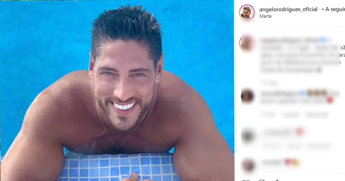Photo of Ângelo Rodrigues deixa nova MENSAGEM acerca da RECUPERAÇÃO