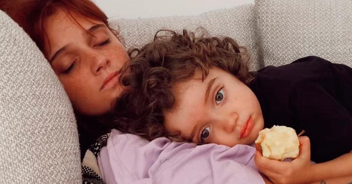 Photo of Carolina Deslandes partilha vídeo em que o filho autista lhe chama mãe