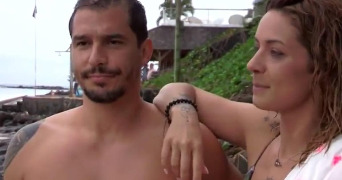 """Photo of """"Casados à Primeira Vista"""": Pedro perde a aliança durante a lua-de-mel e Liliana fica amuada"""