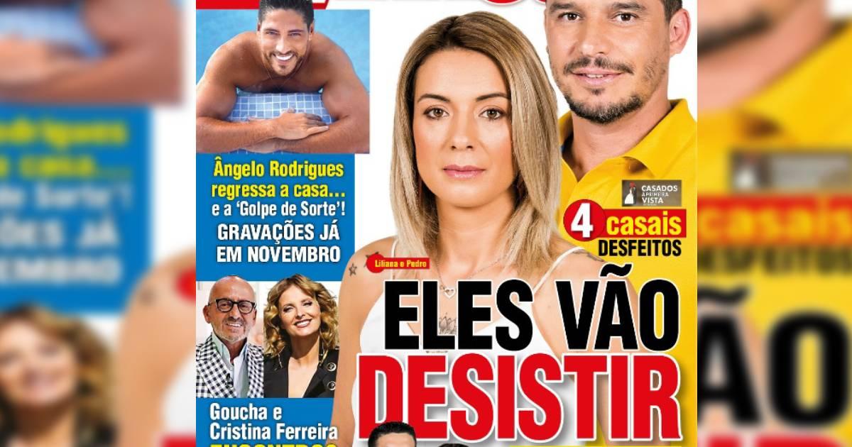 """Photo of Quatro casais vão desistir de """"Casados à Primeira Vista"""" nas primeiras cerimónias"""
