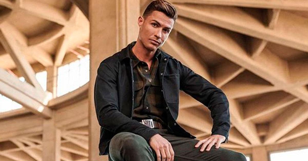 """Photo of A vida """"sem luxos"""" de Cristiano Ronaldo em Ítalia"""