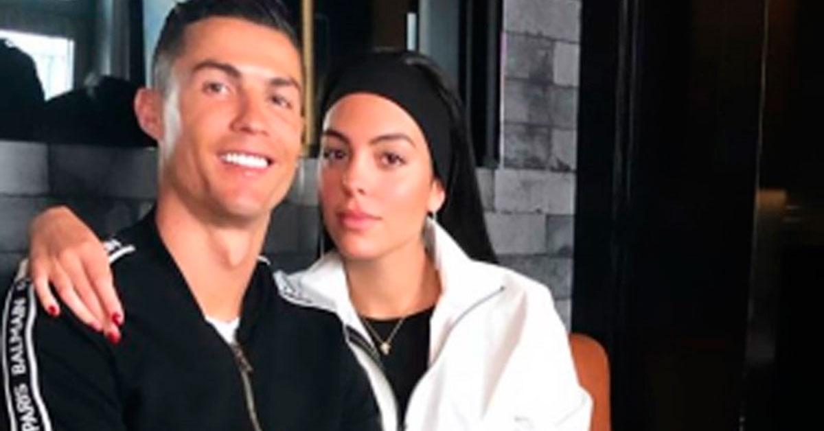 Photo of Fotos de Cristiano Ronaldo e Georgina Rodriguez em bebé deixam fãs rendidos