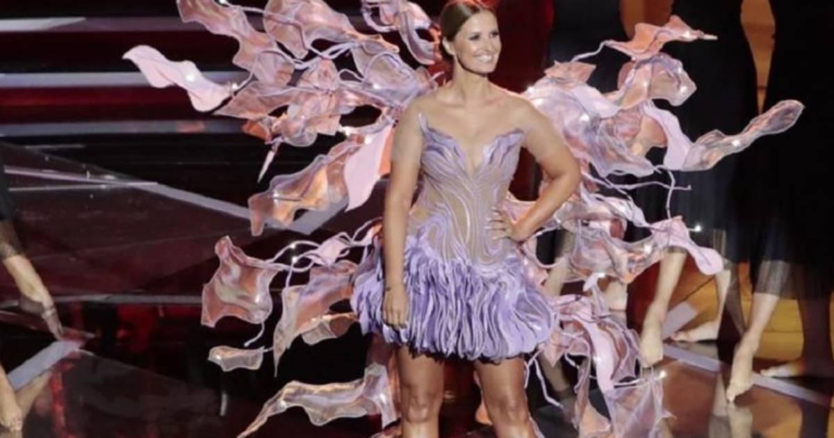 Photo of Vestido de Cristina Ferreira é uma cópia? Micaela Oliveira já REAGIU!