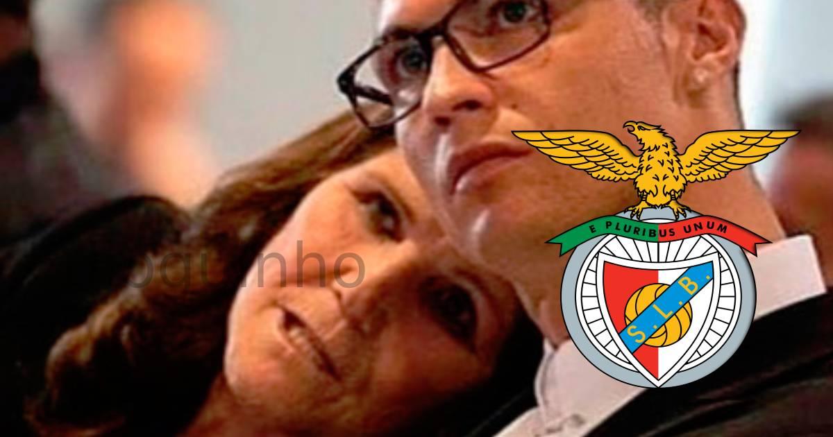 Photo of Dolores Aveiro surpreende e deixa mensagem ao Benfica