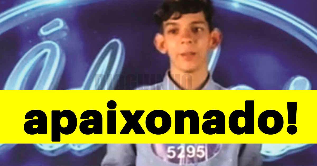 """Photo of """"Cromo"""" do Ídolos que mudou de sexo, encontrou o amor!"""