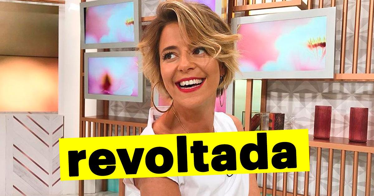 Photo of Leonor Poeiras criticou publicação feita pela TVI
