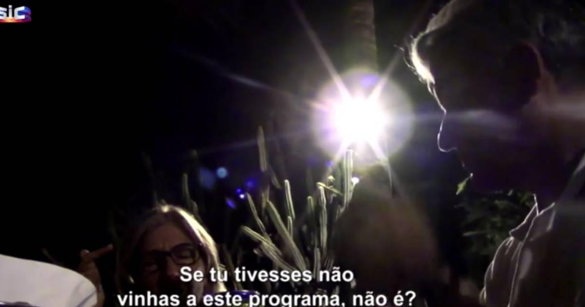 """Photo of Grande DISCUSSÃO de Lurdes e António. """"És mais uma como tantas outras"""""""