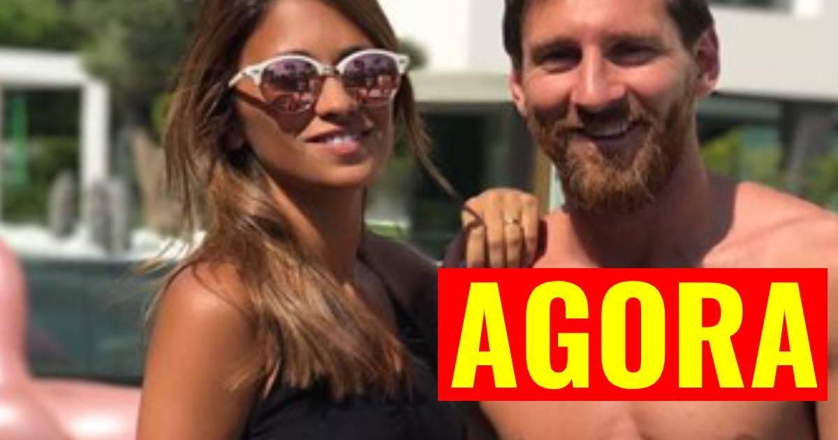 Photo of Messi encontrou tesourinho e a imagem já é viral