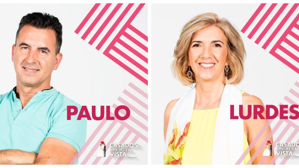 Photo of Paulo e Lurdes vão ser o novo casal de 'Casados à Primeira Vista'