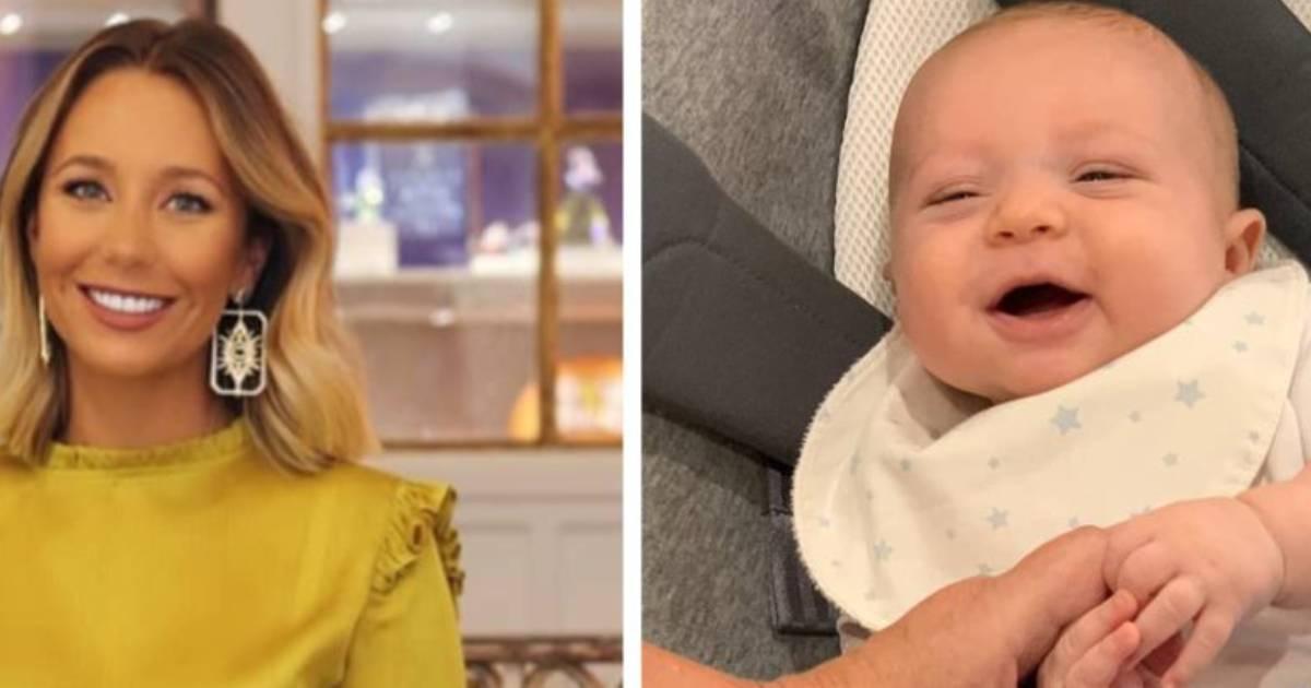 """Photo of Novas fotografias do filho de Sofia Arruda. """"Que sorriso tão perfeito"""""""