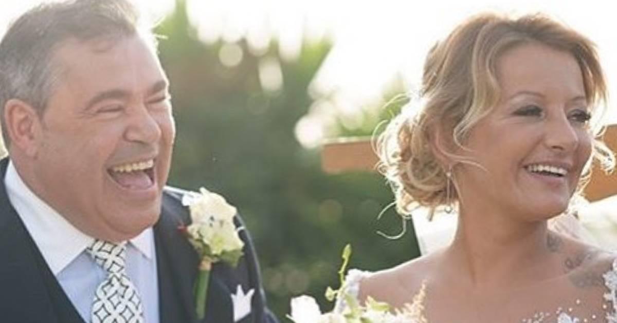 Photo of Toy revelou quanto gastou no seu casamento de sonho