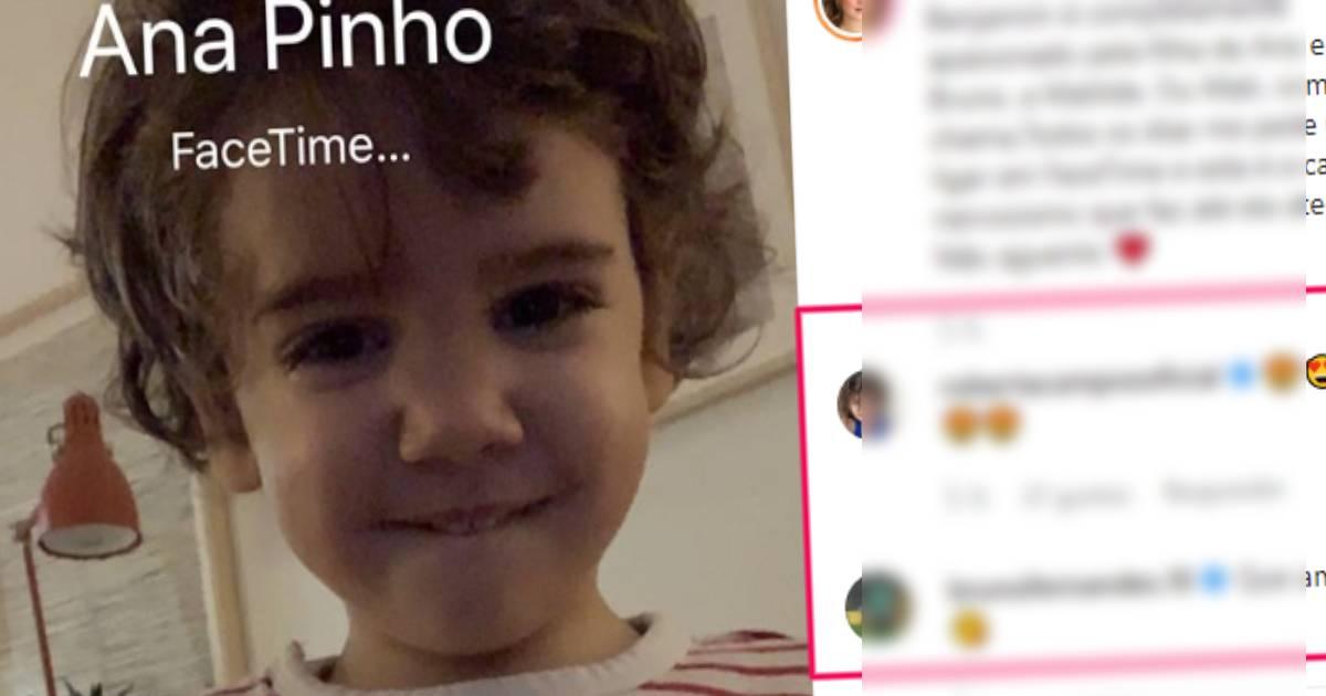 Photo of Momento do filho de Carolina Deslandes derrete corações nas redes sociais