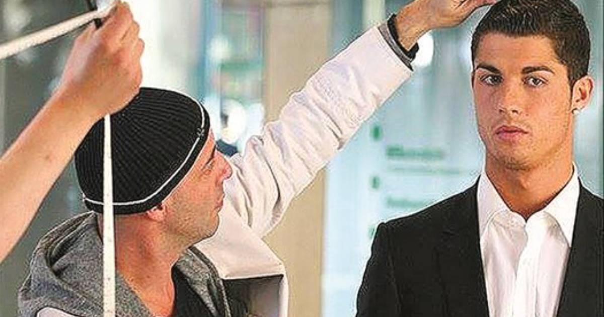 Photo of Detido suspeito de assassinar cabeleireiro de Cristiano Ronaldo e outros famosos