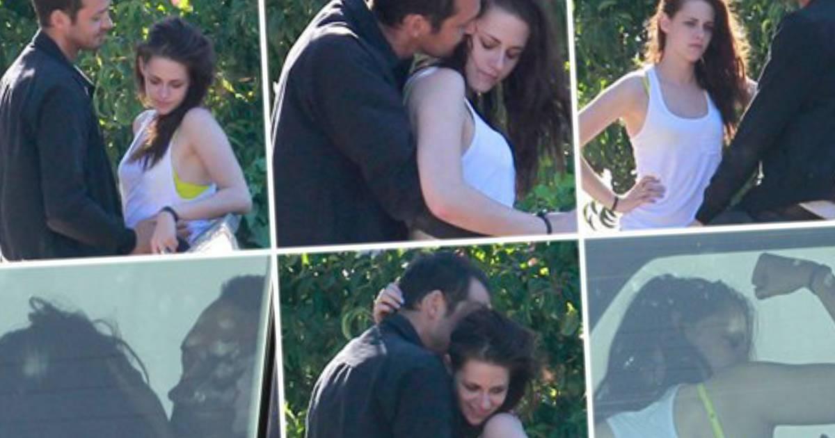 Photo of Kristen Stewart e a traição a Robert Pattinson. Admite e esclarece pormenores