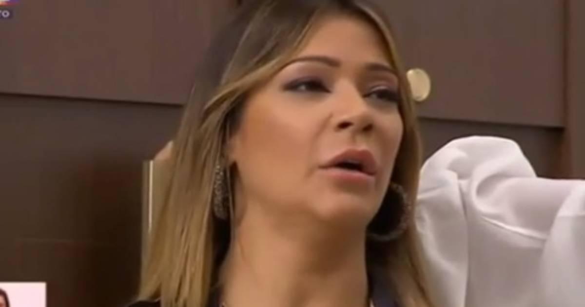 Photo of Raquel Tavares vai para o programa de Cristina Ferreira a falar brasileiro «cá tem esse preconceito»