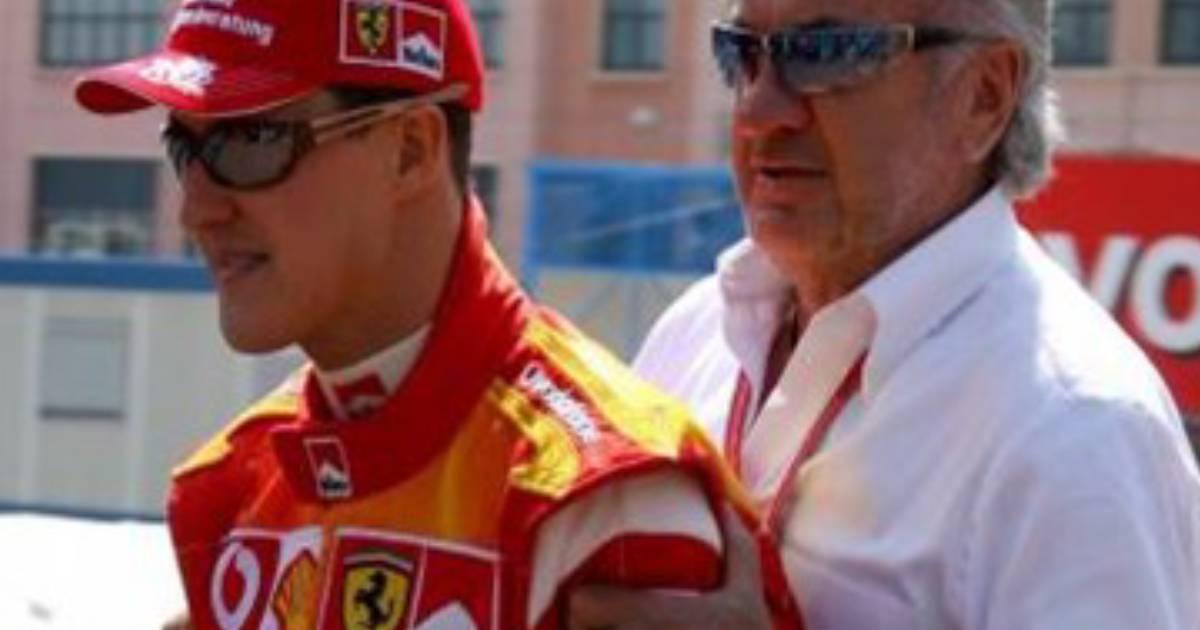 Photo of Ex-agente de Michael Schumacher acusa a mulher de andar a abafar o verdadeiro estado de saúde