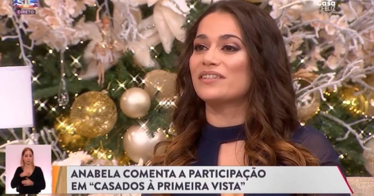 Photo of Anabela do 'Casados' esteve no programa de Cristina Ferreira