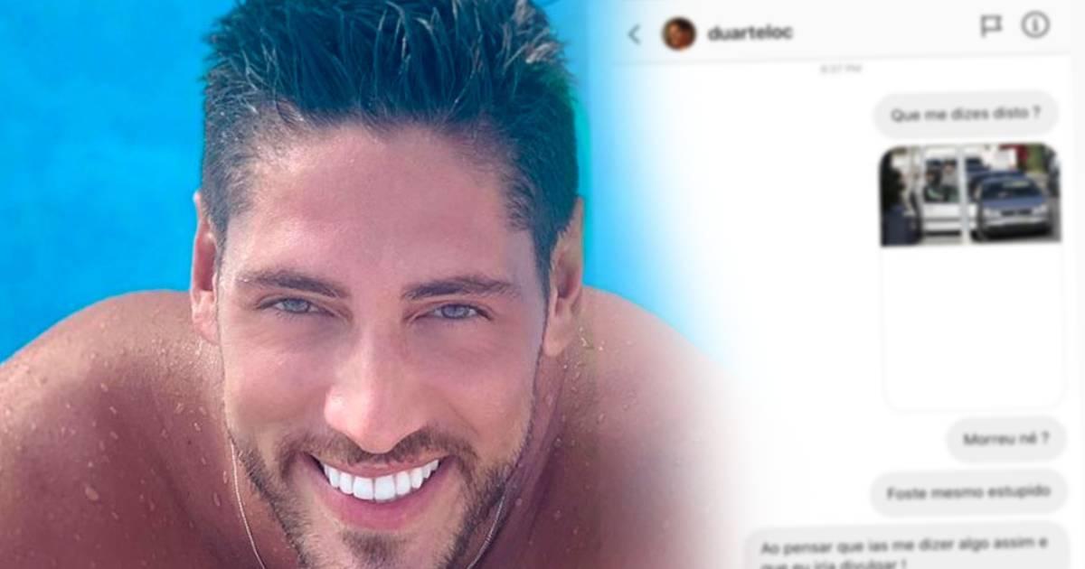 Photo of Ângelo Rodrigues tem trauma por ter estado dois meses no hospital