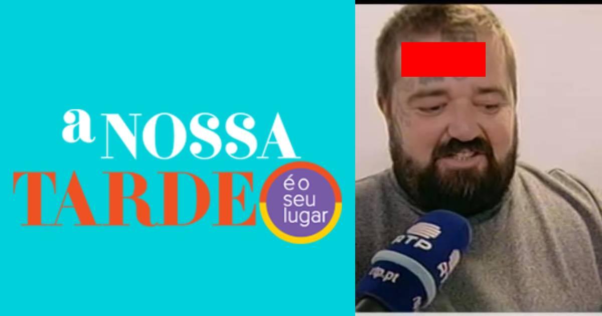 Photo of 'A Nossa Tarde' da RTP emitiu um comunicado a pedir desculpa aos telespectadores