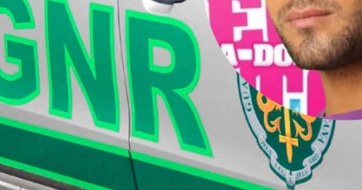 Photo of Ex-concorrente da Casa dos Segredos agrediu GNR… e ainda furou pneus