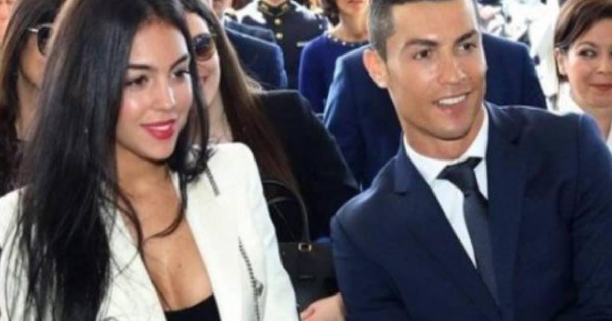 Photo of Cristina Ferreira REAGIU ao 'casamento' de Cristiano Ronaldo e Georgina