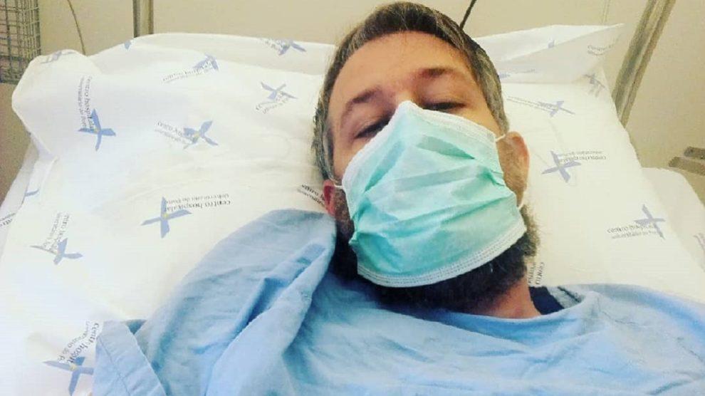 Photo of 'Casados': Cláudio Mendes está triste com a SIC
