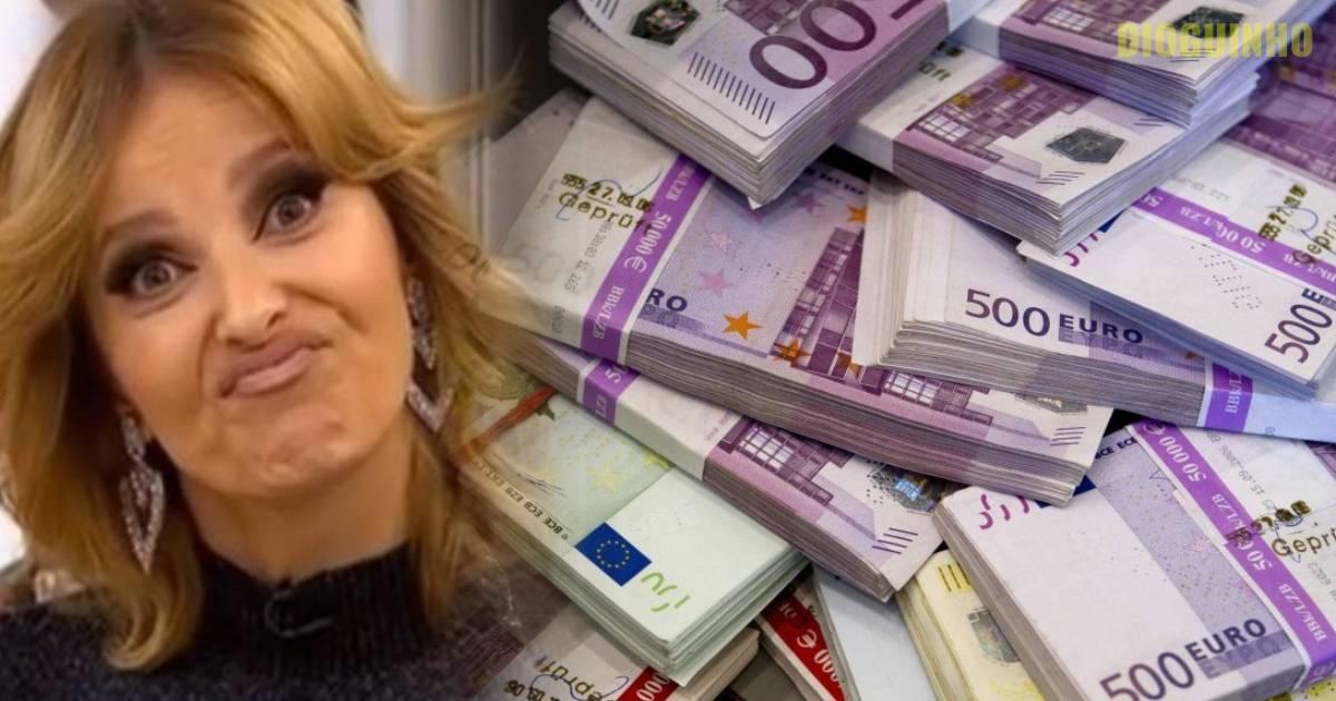 Photo of Cristina Ferreira dá milhões de euros à SIC em chamadas 760