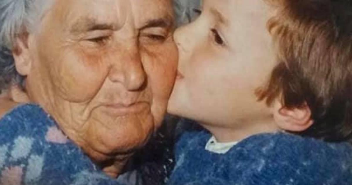 Photo of Antigo colaborador de Cristina Ferreira deixa mensagem emocionante à avó que partiu há 15 anos