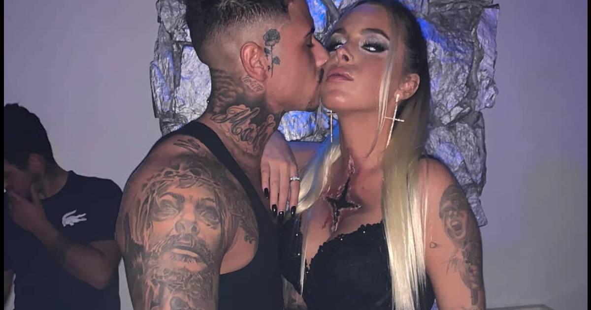 Photo of Liliana Rodrigues do Love no Top ousada com o novo namorado