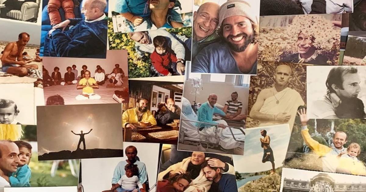 Photo of O comovente agradecimento de João Manzarra ao falecido pai