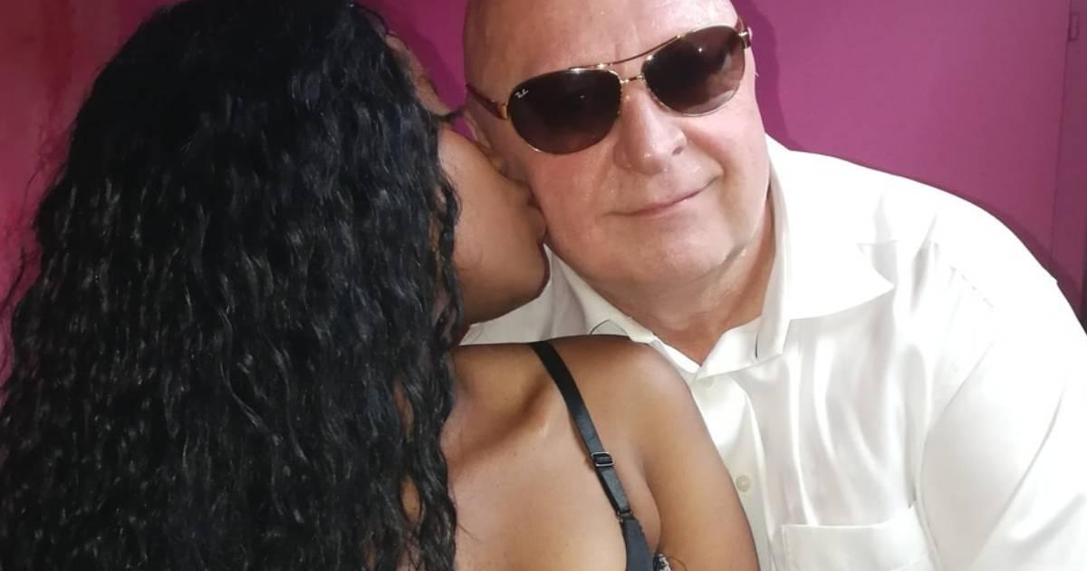 Photo of Ex-noivo de Margarida Aranha com outra do Love on Top