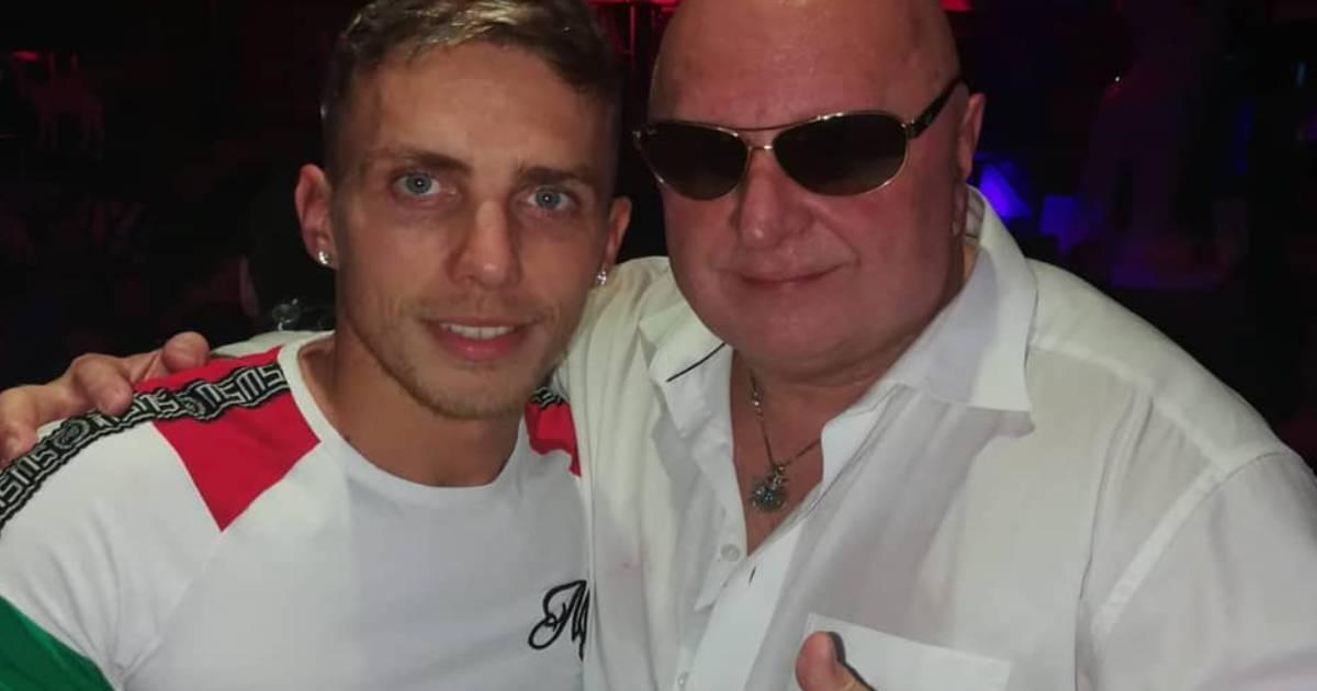 Photo of Paulo Nicola faz presença na discoteca do ex-noivo de Margarida Aranha