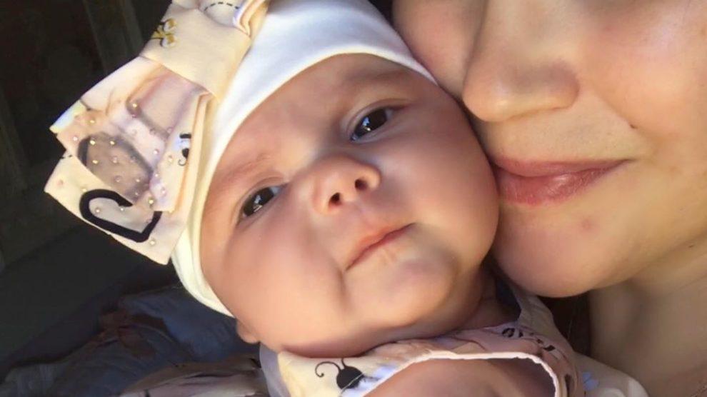 Photo of Kátia Aveiro partilha vídeo emocionante da filha Valentina