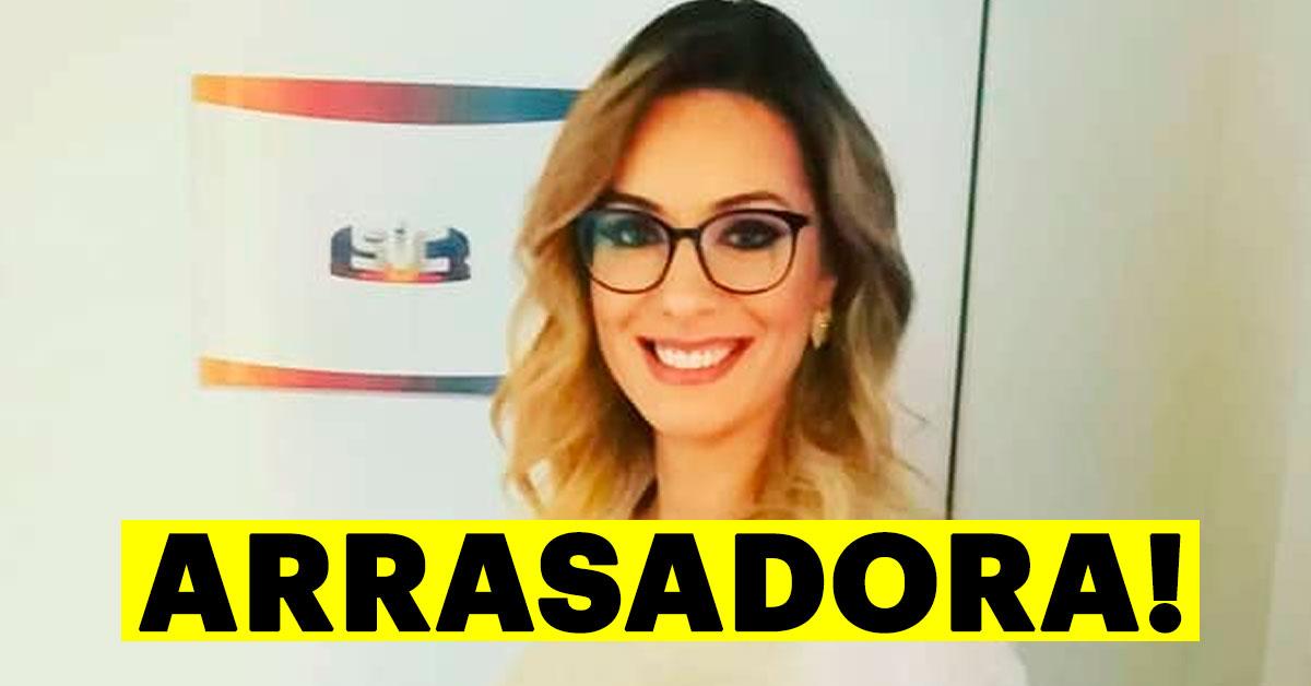 """Photo of Liliana do 'Casados' afirma """"Sou loira, mas não sou uma atrasada mental"""""""
