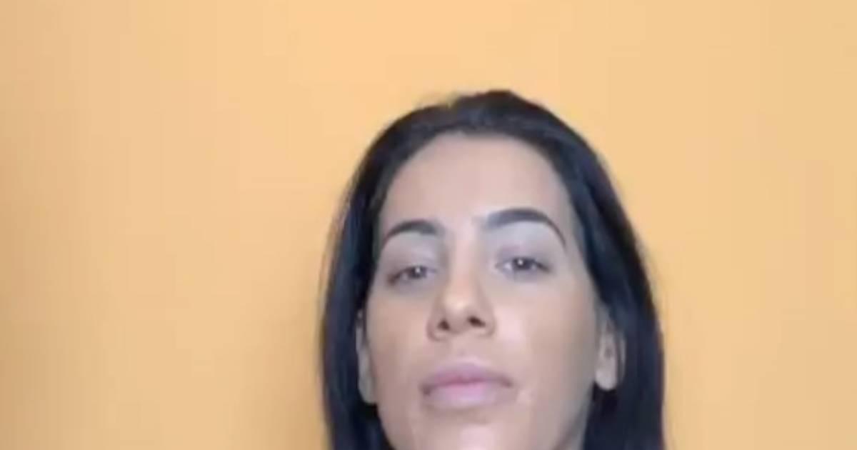 Photo of Filha de Andreia Machado hospitalizada «ela está muito mal»