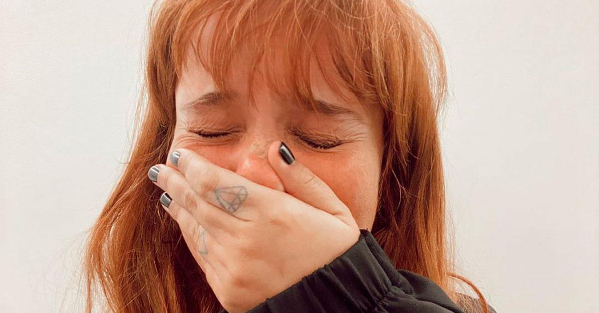 Photo of Carolina Deslandes e a suspeita de enfarte… e está farta de 2019!!