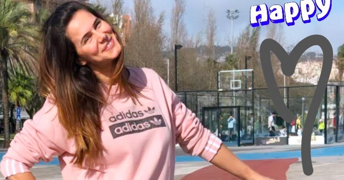 """Photo of Cláudia Vieira mostra o primeiro passeio com a filha """"Em boa companhia"""""""