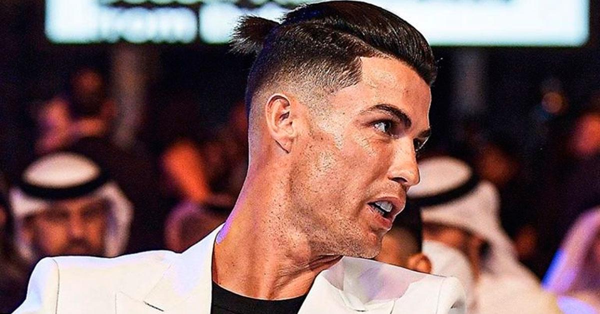 """Photo of Visual de Cristiano Ronaldo está a ser ARRASADO """"Tanto azeite"""""""