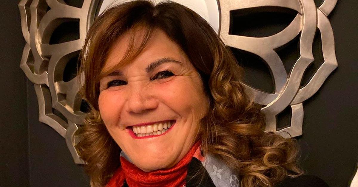 """Photo of Dolores Aveiro """"obrigada"""" a viajar em low cost"""