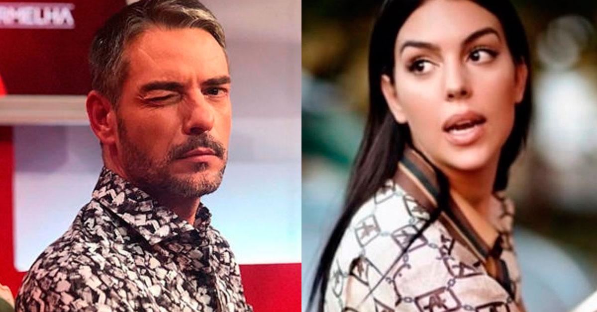 """Photo of Cláudio Ramos volta criticar Georgina Rodríguez """"É tão feio"""""""