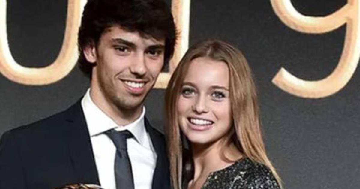 Photo of João Félix e a namorada ARRASAM na gala do Golden Boy