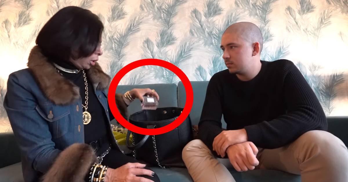 Photo of José Castelo Branco faz vídeo com youtuber para explicar roubo de perfume