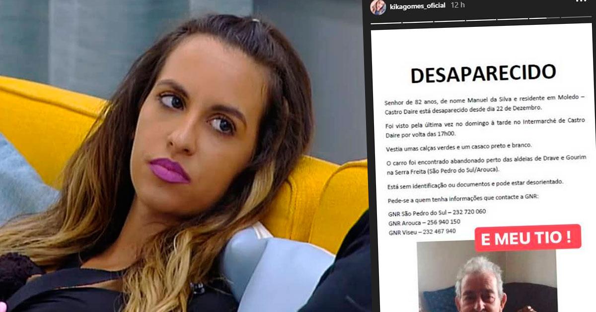 Photo of DESESPERADA! Kika Gomes pede ajuda a Cristina Ferreira e Manuel Luís Goucha