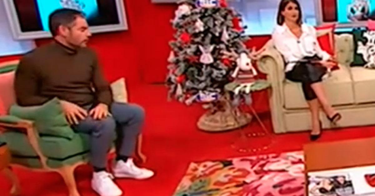Photo of Cláudio Ramos irritado ABANDONA programa em direto (Vídeo)