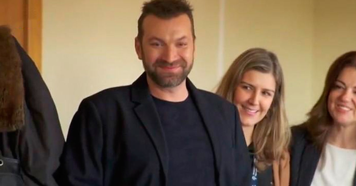 Photo of INÉDITO! Ljubomir Stanisic foi surpreendido e acabou emocionado